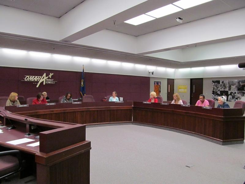 The OPS board accepted Nancy Sebring's resignation during a special meeting Saturday.