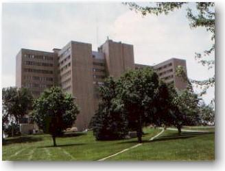 The VA Medical Center in Omaha.