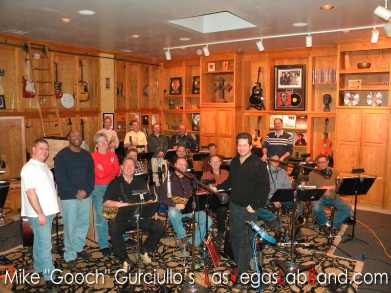 Mike Gurciullo and His Las Vegas Lab Band