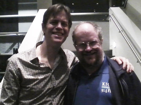 Donny McCaslin with Chris Cooke