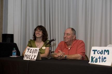 Team Molly, Round 2