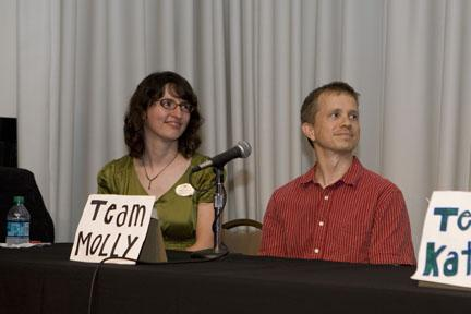 Team Molly, Round 3