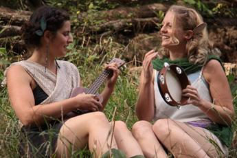 The Fairie Tones will provide live music during the Open House