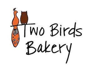 Two Birds Bakery will provide treats for our Open House