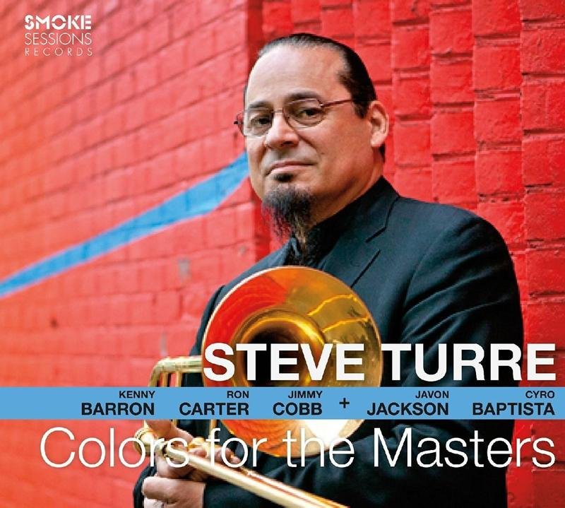 KIOS Jazz CD of the Month: Steve Turre/Colors for the Masters ... - 91.5 KIOS-FM