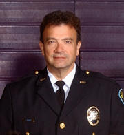 Bellevue Police Chief John Stacey.