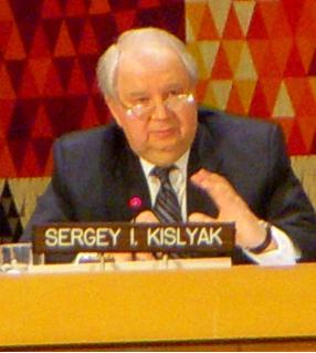 Russian Ambassador to the U.S. Sergey Kislyak.