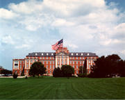 The VA medical center in Lincoln.