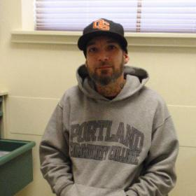 Recovering addict Kevin Lehl says he found it easier to find heroin in Portland, Oregon than coffee shops.