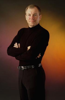 Pianist Anton Nel