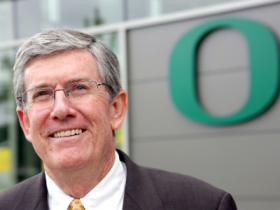UO President Michael Gottfredson announced his resignation Wednesday, effective immediately.