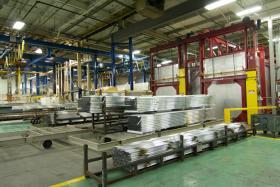 APEL manufactures aluminum extrusions.