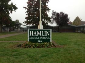 Hamlin Middle School.