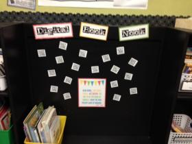 Students Can Hear Classmates' Book Reviews In The Digital Book Nook