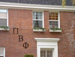 U of O students, fraternities and sororities throw parties in the  West and South University neighborhoods.
