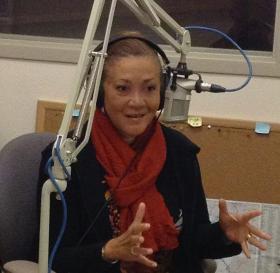 Michele Norris visits KLCC.