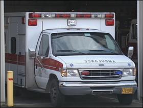 Oakridge ambulance to be donated.