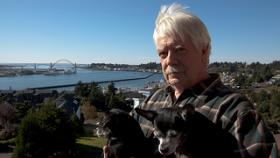Ken Brant thinks log exports will disrupt his neighborhood.