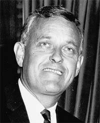 Former Oregon Governor Tom McCall