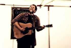 Singer/songwriter Jeffrey Martin