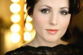 Leah Partridge stars as Violetta in Eugene Opera's La Traviata.