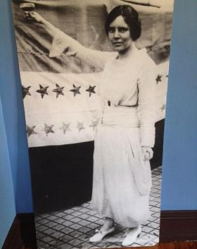 Alice Paul (1885-1977) Author of the Equal Rights Amendment