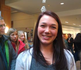 17-year-old Kelsey Juliana of Eugene is calling on Oregon to do more to address climate change.