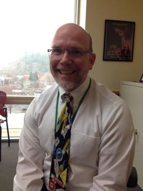 Patrick Luedtke, Public Health Officer for Lane County
