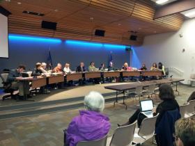 4J School Board members consider Civic Stadium sale.