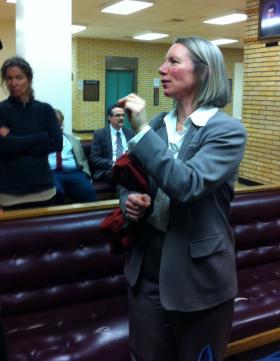 Attorney Ann Kneeland