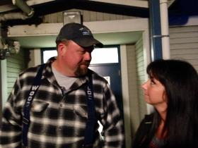 Bob DeYoung has recovered bodies of his friends and neighbors in the Oso landslide. His wife has been cooking for hundreds of people a day at the Darrington community hall