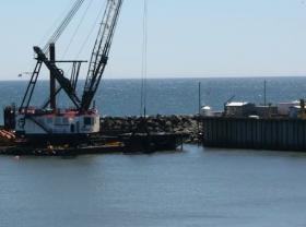 Port Orford is one of several Oregon ports that will get some much needed dredging and maintenance this year.