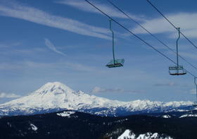 Many Northwest mountain resorts could operate longer if skier interest were there.