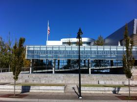 Federal Courthouse in Eugene.