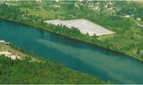 River pollution in the Willamette in 2001