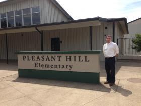 Pleasant Hill School Superintendent Tony Scurto.