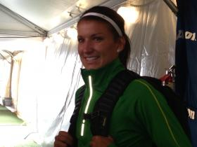 Oregon Sophomore Jenna Prandini earned a 1st, 2nd and 3rd place in her events at the NCAA Outdoor Track & Field Championships.