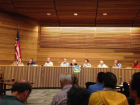 The Eugene City Council