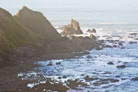 The waters off Cape Blanco were being considered as candidates for National Marine Sanctuary status.