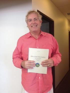 Mark Gissiner is Police Auditor for the City of Eugene.
