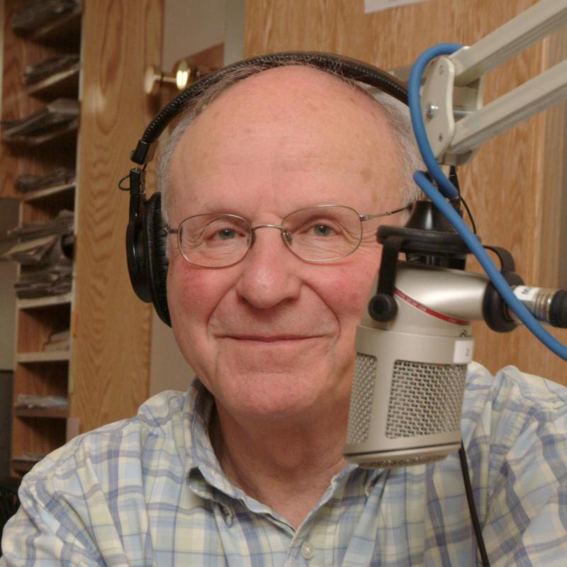 Claude Offenbacher, reporter