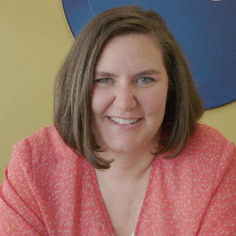 Sallie Holloman Leadon, KLCC Traffic Coordinator & Office Manager