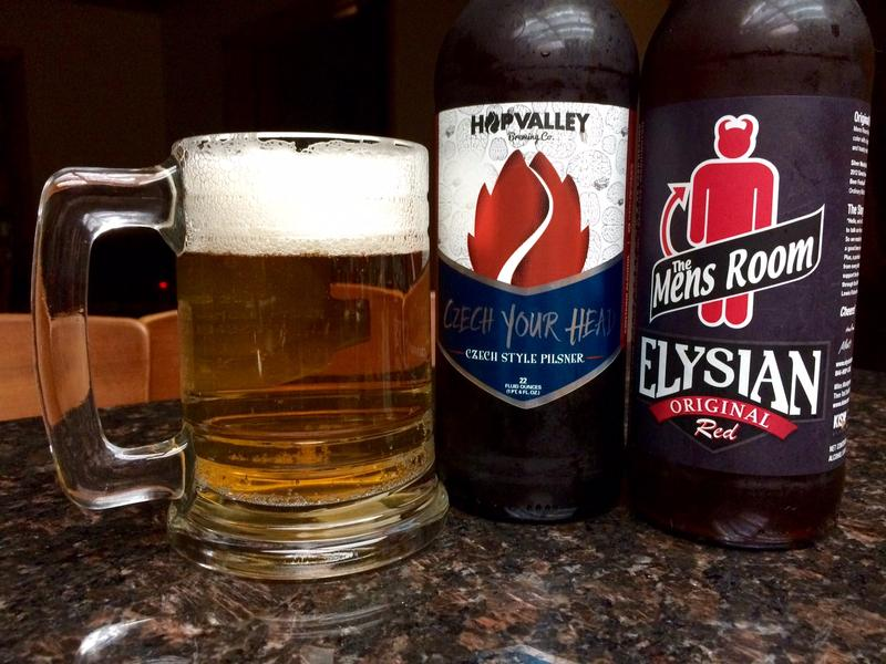 Eugene's Hop Valley and Seattle's Elysian are two indie brands acquired in 2016.