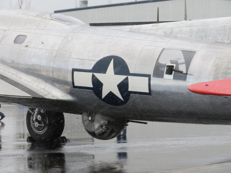American fuselage markings for World War II aircraft