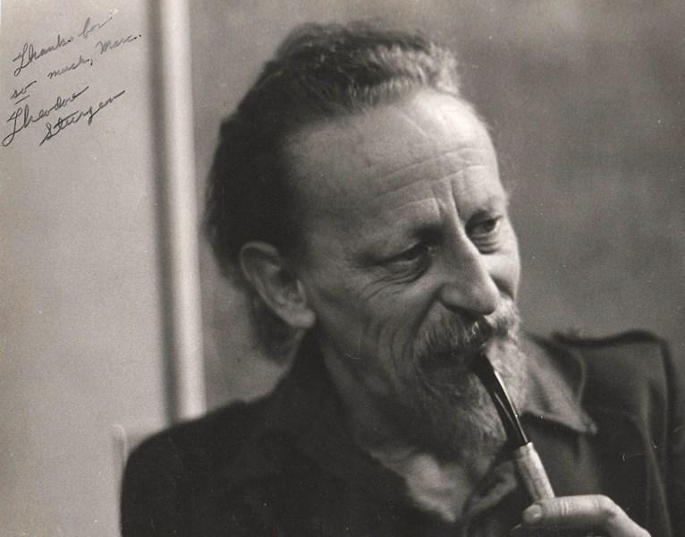 Science Fiction writer Theodore Sturgeon called Springfield home.