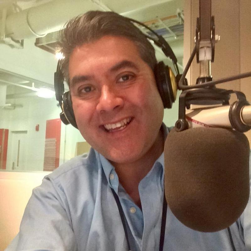 Reporter Brian Bull