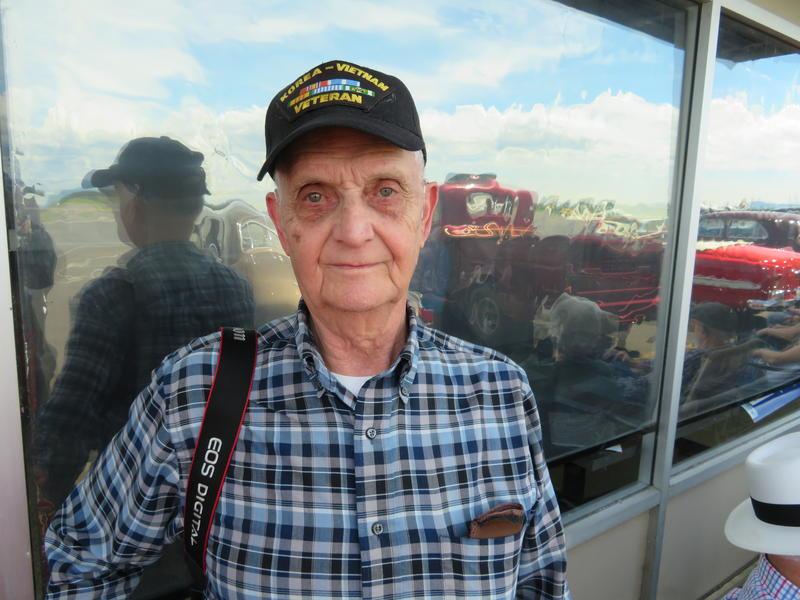Bobby Osborne, Korean War Vet & aviation history buff