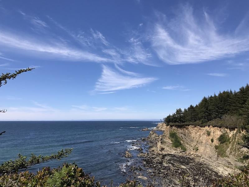 Take a summer road trip to Coos Bay to see the Expressions West 2017 show at the Coos Art Museum, then enjoy Cape Arago, Sunset Bay, and Shore Acres nearby.