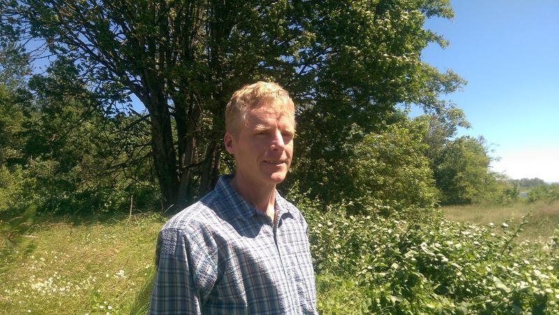 Joe Moll is Executive Director of McKenzie River Trust.