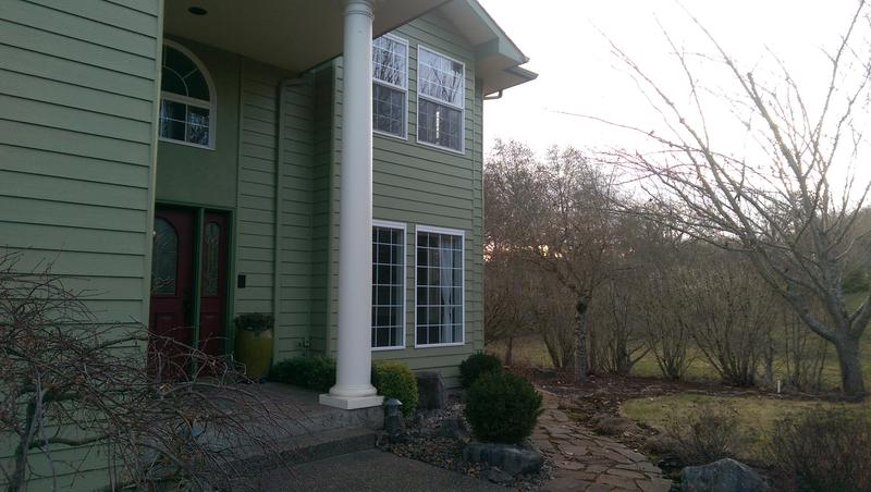 Gary Brown and Renee Pipitone's house in Corvallis.